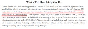 hacked website repair what a web hosting provider can do